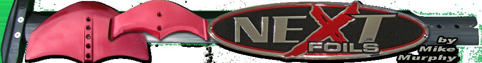 Logo Next Foils Manufacturing